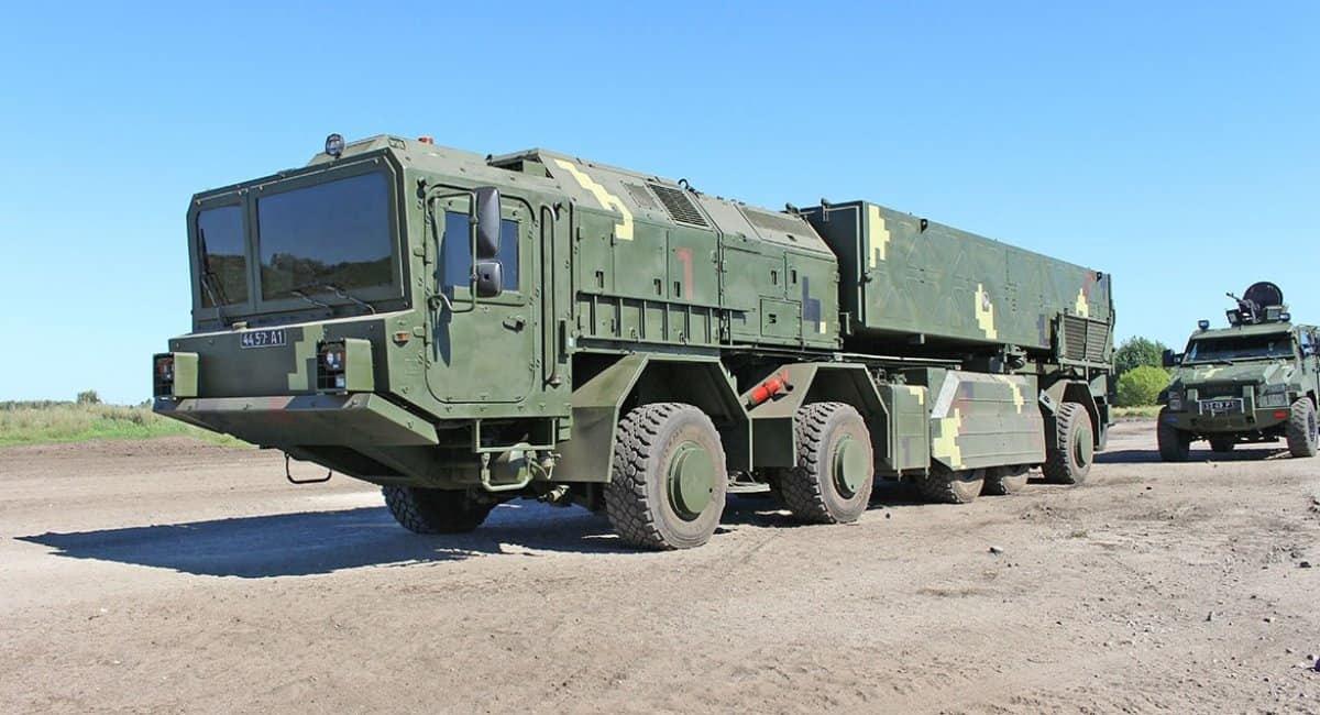 Ракетний комплекс Грім-2