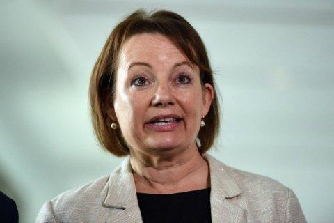 Міністр охорони здоров'я Австралії подала у відставку через звинувачення в розтраті