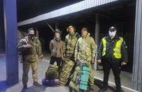 Прикордонники затримали трьох екстремалів у Чорнобильській зоні