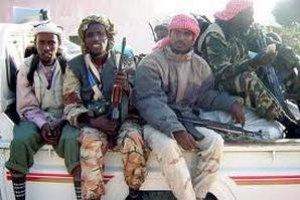 Впервые европейцы обстреляли пиратов на территории Сомали