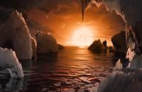 Ученые нашли семь планет, похожих на Землю, в одной системе