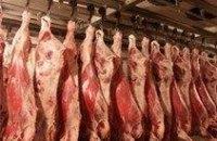 В Днепропетровской области работники мясокомбината украли мяса на 10 млн грн