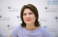 Венедиктова использовала для поздравления с Днем победы песню Лещенко, поддержавшего аннексию Крыма (обновлено)