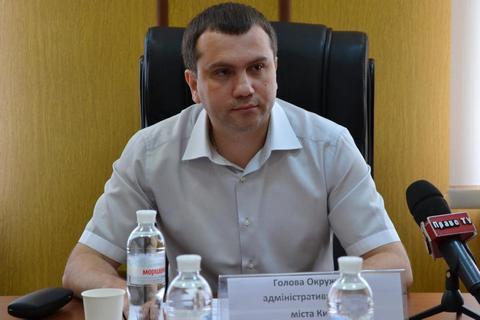 Сотрудники НАБУ пришли с обыском к главе Окружного админсуда Киева (обновлено)