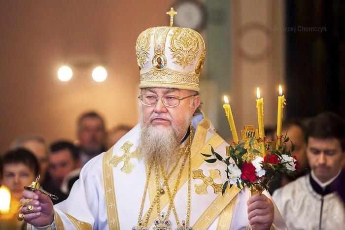 Митрополит Варшавский и всея Польши Савва