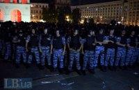 В милиции попросили журналистов не злоупотреблять терпением правоохранителей