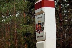 Латвия построит забор вдоль границы с Россией
