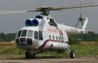 В России снова разбился военный вертолет Ми-8