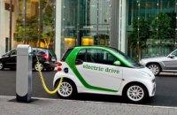 """Минэкоэнерго анонсировало зеленые номерные знаки для электромобилей с буквами """"ZE"""""""