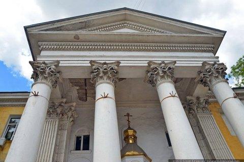 Російська влада розірвала договір оренди з храмом ПЦУ в Криму
