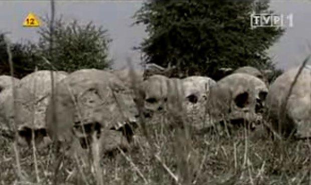 Кадр из фильма <<Забытые преступления на Волыни>>