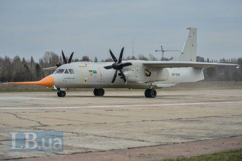 Новий транспортний Ан-132D дебютує наLeBourget