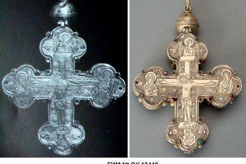 Археолог нашел в каталоге московского музея десятки предметов из Киево-Печерской Лавры