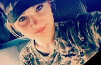 """Медсестра 10-й бригады, погибшая из-за обстрела боевиков, награждена орденом """"За мужество"""""""