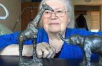 У Празі померла українська скульпторка Марія Леонтович-Лошак