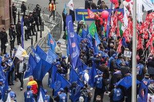 В Польше прошли массовые акции протеста против правительства Туска