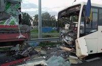 Автобус з вінницькими гвардійцями потрапив в аварію, один боєць загинув