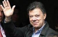 Президенту Колумбии вручили Нобелевскую премию мира