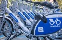 У Києві планують відкрити 264 пункти прокату з 2 тис. велосипедів