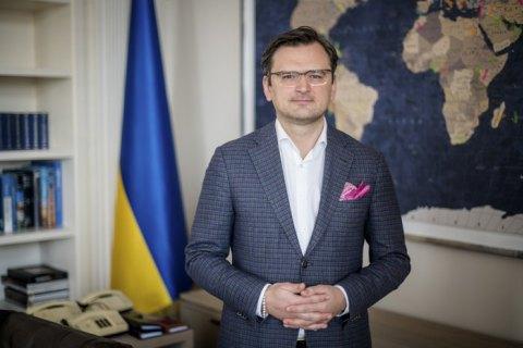 """Кулеба: Україна принципово налаштована на збереження """"нормандського формату"""""""