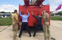 Минер самолета в Жулянах отделался штрафом 17 тыс. гривен