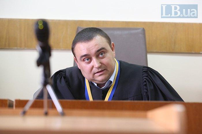 Судья Андрей Курило