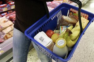 Украинцы тратят на еду больше всех в Европе
