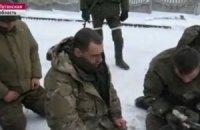 Сепаратисты захватили в плен украинских военных в Дебальцево