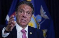 Губернатора Нью-Йорку звинуватили в сексуальних домаганнях