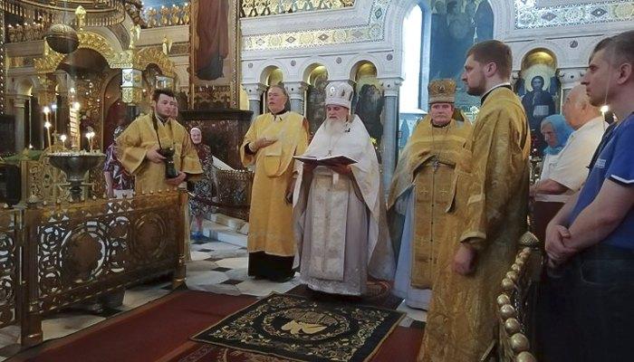 «Епископ» Васильковский УПЦ КП Андрей Маруцак.