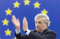 Глава Европарламента одобрил выделение 1 млрд евро для Украины