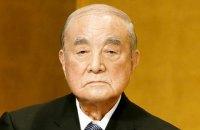 В Японии умер 101-летний экс-премьер Ясухиро Накасонэ