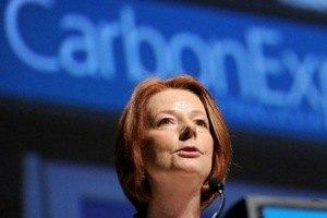 Правительство Австралии введет налог на выброс углерода
