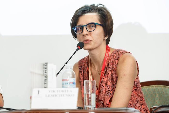 Вікторія Лещенко