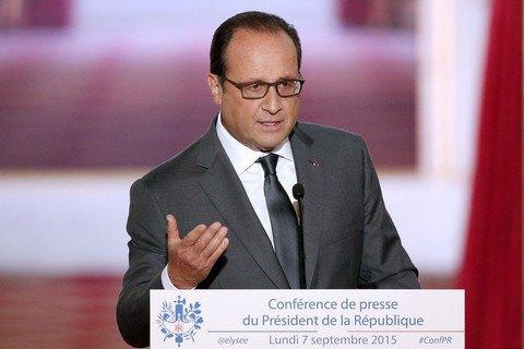 """Франция: прием всех беженцев странами ЕС станет победой """"Исламского государства"""""""