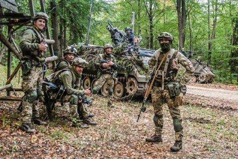 """На навчаннях у Німеччині оголосили паузу через """"захоплення"""" українцями військових США та Італії"""