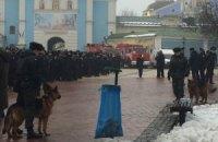 Киев начинают усиленно патрулировать