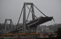 Число жертв из-за обрушения моста в Генуе возросло до 41