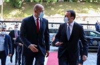 Шмигаль обговорив з грузинським прем'єром розширення інвестиційного співробітництва