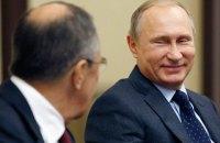 """У Путина довольны согласованием """"формулы Штайнмайера"""", но Лавров """"насторожен"""""""