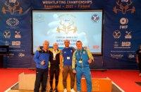Українські важкоатлети на Чемпіонаті Європи завоювали 30 медалей