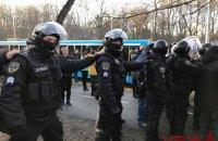 """В Виннице произошла потасовка между """"Нацдружинами"""" и полицией (обновлено)"""