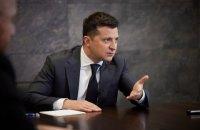 Зеленский объяснил свое решение уволить Хомчака