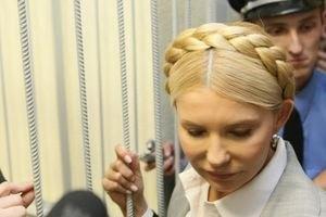 Тимошенко объявила голодовку из-за избиения