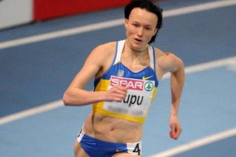 Українську бігунку дискваліфікували на8 років