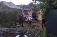 Голова ЦПК Шабунін заявив, що йому підпалили будинок - поліція розслідує умисне знищення майна (оновлено)