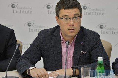 Березовец не видит во власти ответственных за Крым