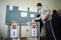 99% крымских татар на референдуме не голосовали, - Джемилев