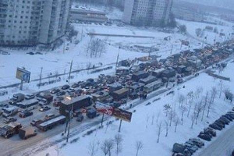 """Картинки по запросу """"киев засыпало снегом"""""""""""