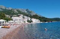 Чорногорія дозволила українцям в'їзд без тесту на коронавірус